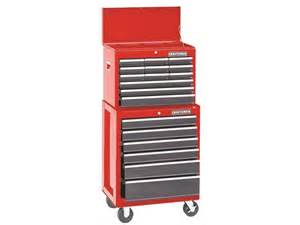 craftsman rolling tool chest cabinet