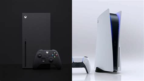 Poll Which Design Do You Prefer Xbox Series X Or Ps5