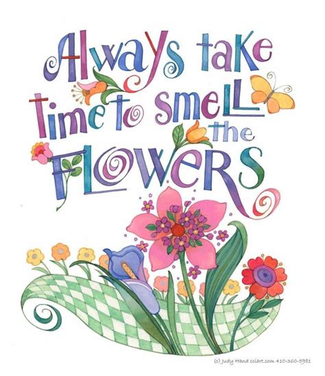 smell  flowers quotes provenwinners gardening