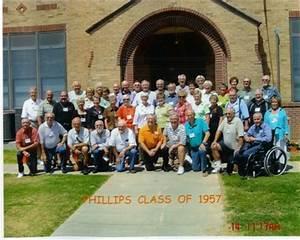 Phillips High School - Class of 1957