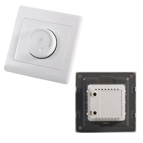 1 1 way rotary wall dimmer for ls led