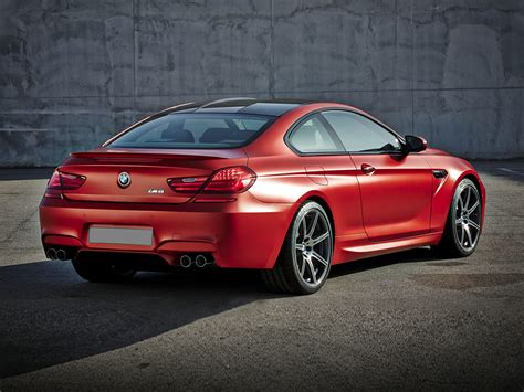 2016 bmw m6 price reviews features