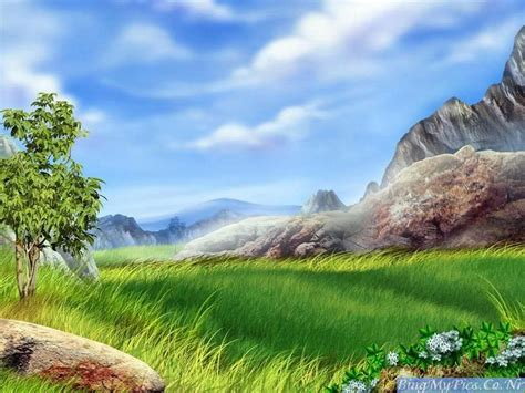 bing my pics pleasant nature high quality wallpapers