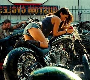 Transformers 2 Megan Fox Motorcycle | www.pixshark.com ...