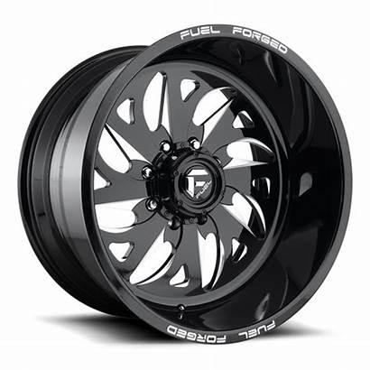Wheels Lug Ff59 Wheel Fuel Dually