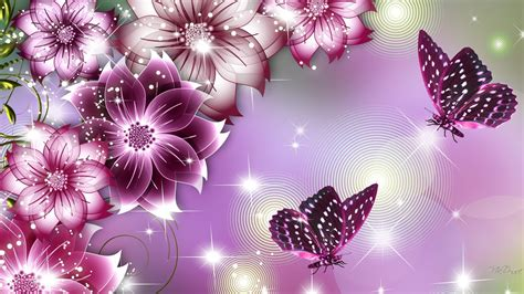 Butterfly Home Screen Wallpaper Images by Flower Butterfly Wallpaper Allwallpaper In