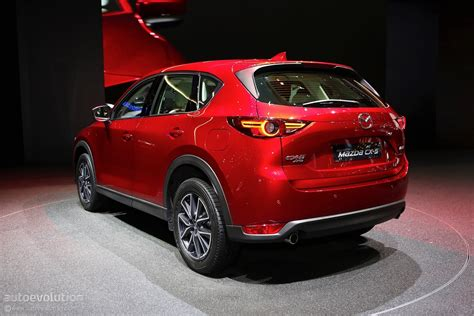Mazda CX-8 Photographed Uncamouflaged In Chicago