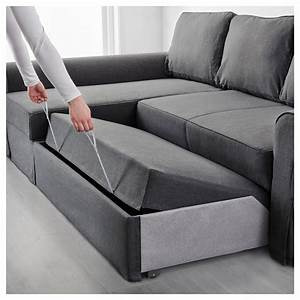 Sofa sleeper with chaise lounge spirit lake sleeper for Sectional sofa bed with chaise lounge