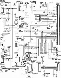 Engine Control Module Diagram Of 1986 Ford F250  61228