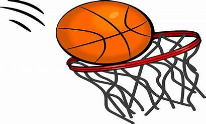 Basketball Printable Clipart Coloring Pages Sports Sport