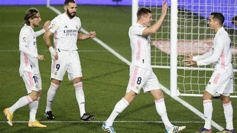 Jadwal Piala Super Spanyol Malam Ini, Real Madrid vs ...