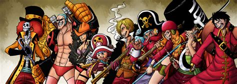 One Piece Favourites By Flitewulf On Deviantart