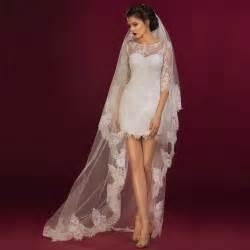 mini wedding dresses lace wedding dresses 2016 sheer scoop neck mini wedding dress with sleeves sheer