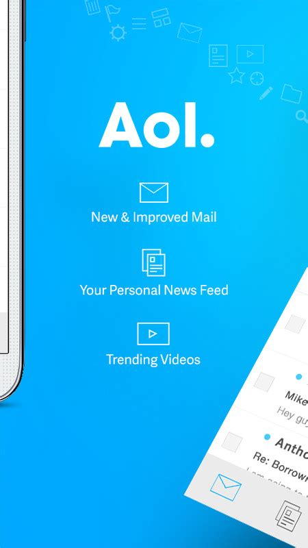 aol mail android settings aol mail news apk free android app appraw