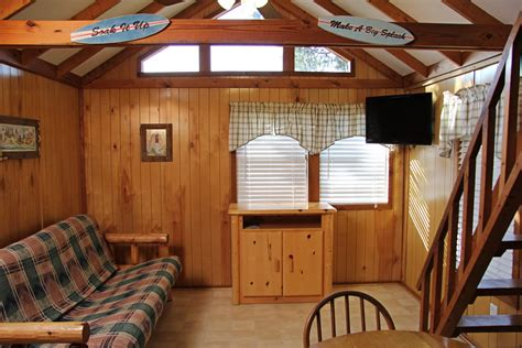 cottage  bedroom loft sea pirate campground