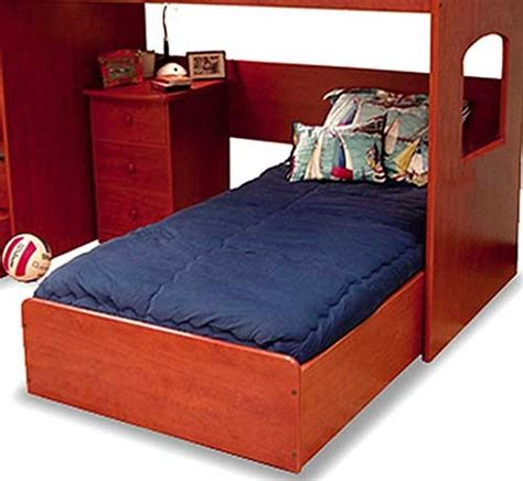 bunk bed huggers solid color bunk bed hugger comforter by california