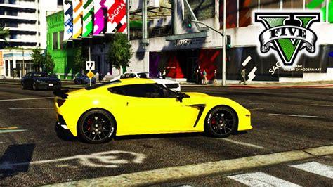 Gta 5 Bond Car (spy Car) Live Stream