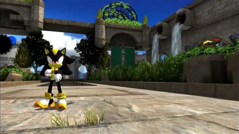 sonic generations shadow android mod  rooftop run