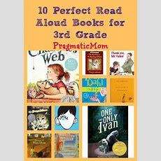 10 Perfect Read Aloud Books For 3rd Grade Pragmaticmom