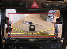 Howto Install a doubledin head unit in a 2001 A8L