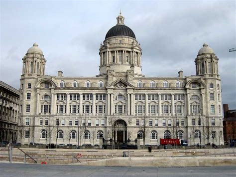 three building the three graces liverpool cunard building e architect