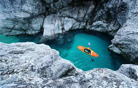 Soca River Slovenia Amazing Places