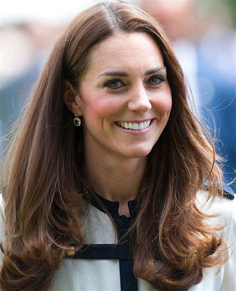 kate middleton layered hairstyles on celebrities