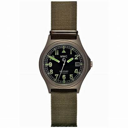 Mwc Automatic G10 Water Military Resistant 100m