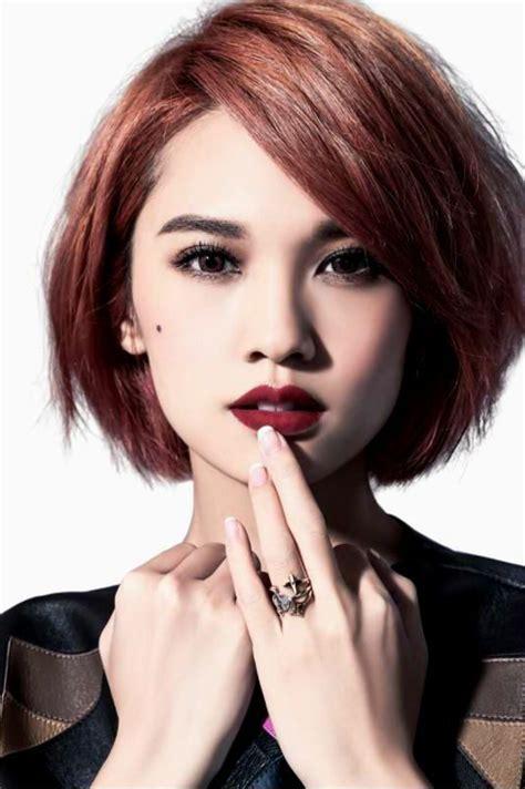 short hairstyles  asian women hairstyle guru