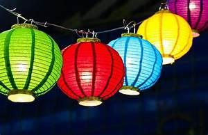 Solar Lichterkette Lampions : dekoidee lampions bei der hochzeit hochzeitsportal24 ~ Whattoseeinmadrid.com Haus und Dekorationen