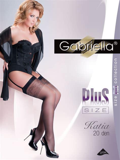 Gabriella Katia Size Plus Plus Size Packs 2016 Pantyhose
