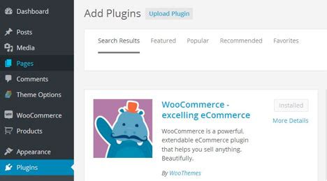 a simple guide on creating a powered ecommerce website