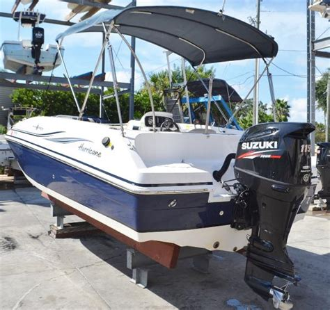 Boat Sales Dunedin by Hurricane Boats For Sale In Dunedin Florida