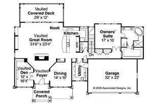 floor plans home craftsman house plans pacifica 30 683 associated designs
