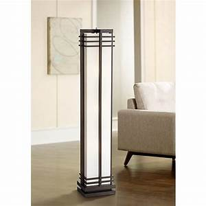 possini euro design deco style column floor lamp 48254 With parquet deco plus