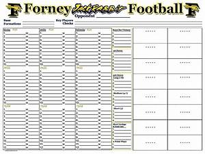 30 images of football game plan template leseriailcom for Football practice plan template
