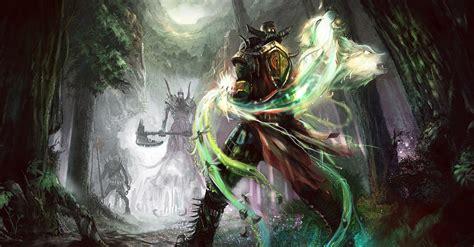 magic wizards artwork wallpapers hd desktop  mobile