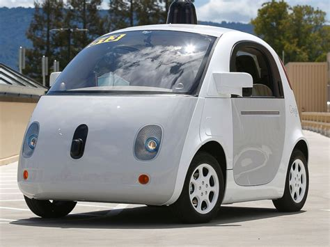 Google's Newest Self-driving Car Prototype