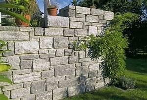 Mauer Als Sichtschutz : gartenmauer mit sichtschutz ~ Eleganceandgraceweddings.com Haus und Dekorationen