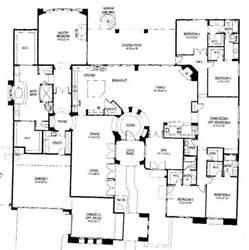 one level floor plans one 5 bedroom house floor plans house plans and layout