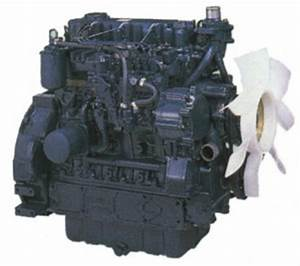 Kubota 03 Series Diesel Engine D1403 D1703 V1903 V2203