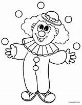 Clown Coloring Clowns Pages Printable Scary Face Colouring Drawing Cool2bkids Preschoolers Step Adults Faces Circus Sheets Getdrawings Clipart Children Colorings sketch template