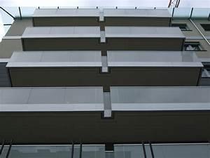 Parapetto in alluminio e vetro per finestre e balconi VECCHIA DARSENA by ALUSCALAE