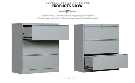 cabinet names and functions products show 3 drawers metal cabinet grey color filling