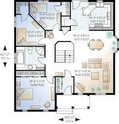 of images three bedroom floor plans economical three bedroom house plan 21212dr 1st floor