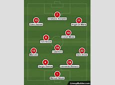 In football, what is the best 11 in the world currently