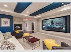 Minnesota Basement Design Gallery Finished Basement Company