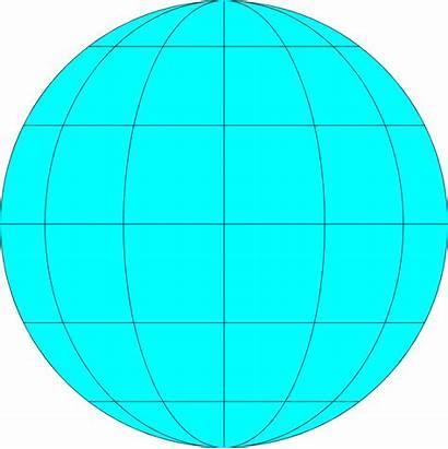 Globe Blank Illustration