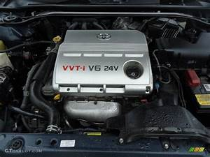 2004 Toyota Camry Xle V6 Engine Photos