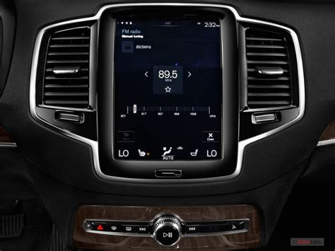Volvo Audio System by 2017 Volvo Xc90 Pictures Audio System U S News World